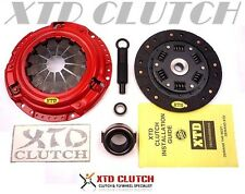 XTD STAGE 2 RACE CLUTCH KIT HONDA CIVIC DEL SOL D15 D16 D17 HYDRO