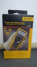 Fluke 179 True-RMS Multimeter W/Backlight & Temperature *BRAND NEW* FREE SHIP!!