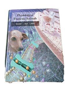 Sjaastad physiology of domestic animals hardback 2003 very good condition