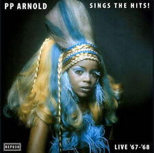 "P.P. Arnold : Live '67-'68 VINYL 7"" EP (2019) ***NEW*** FREE Shipping, Save £s"