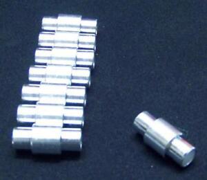 4er 8er Spacer Set For Micro Ball Bearing DIN688 Axle 6mm K2 Inline Skates Rolls