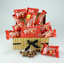 Ultimate MALTESERS Chocolate Hamper Gift Box - BIRTHDAY Christmas Thank His Hers
