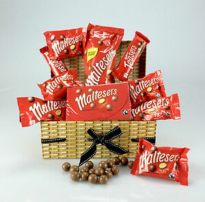 Ultimate MALTESERS Chocolate Hamper Gift Box Birthday Get Well Thank You Easter