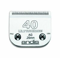 Andis 64076 # 40 UltraEdge Detachable Clipper Blade