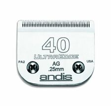 Andis 64076 # 40 UltraEdge Detachable Clipper Blade