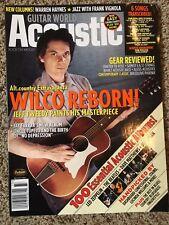 Guitar One Magazine August 2004Wilco Reborn, Jeff Tweedy