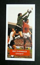 ENGLAND - LIVERPOOL - RAY CLEMENCE - Score UK football trade card