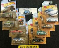 Hot Wheels Baja Rally Truck and Car Singles  - Pick your CAR - Fill Your set VW