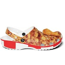 KFC x Crocs Classic Clog Mens Size 5 Womens Size 7 SOLD OUT Ready To Ship