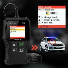 Obd2 Scanner Cr319 Scan Tool Universal Automotive Engine Fault Code Reade