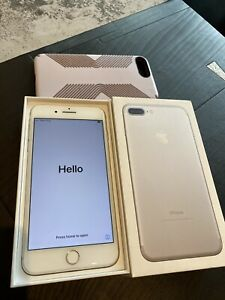 Apple iPhone 7 Plus - 128GB - Silver (Unlocked) A1784 (GSM)