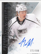 2013-14  SP Authentic #274 Tyler TOFFOLI  AU RC -     #/999