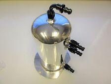 Remolino olla aleación 2.5L tanque de combustible contra subidas de tensión (Universal) Con Accesorios Incluidos
