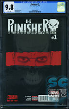 PUNISHER #1 - CGC 9.8 - SOLD OUT - FIRST PRINT - RELAUNCH FIRST ISSUE