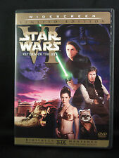Return of the Jedi (DVD, 2006, 2-Disc Set, Limited Edition Widescreen)--RARE--