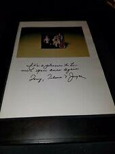 Tony Orlando And Dawn Rare Original Promo Poster Ad Framed! #2