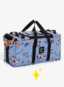 Disney Petunia Pickle Bottom Lilo & Stitch Floral Diaper Bag Deluxe Kit New