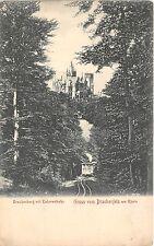 B93667 gruss vom drachenfels am rhein germany