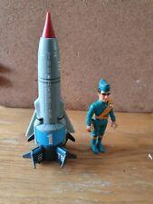 Thunderbird 1 VtG Ltd & Matchbox figure.
