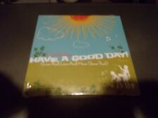 CONSTANTINE CD SINGLE HAVE A GOOD DAY BRAND NEW SEALED