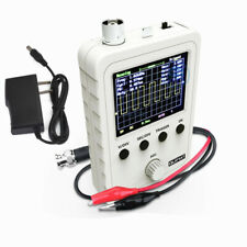 New Assembled DSO150 Digital Oscilloscope 2.4 inch LCD Display with Clip + Power