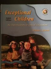 Exceptional Children: An Introduction to Special Education 8th Ed.