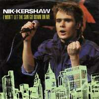 "Nik Kershaw I Won't Let The Sun Go Down On 7"" Single Vinyl Schallplatte 55319"