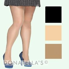 PLUS SIZE SHEER TIGHTS PANTYHOSE 6xl 7xl 6x 7x 36 38 40 42 petite extra tall