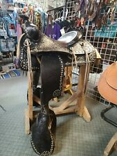 """hereford parade show saddle 15"""" seat"""