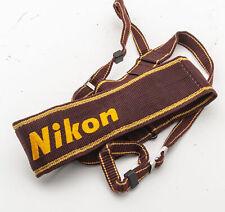 Nikon Trageriemen Carrying strap Tragegurt  extra breit
