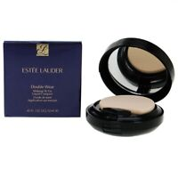 Estee Lauder Double Wear Liquid Foundation Compact 1W2 Sand - Hydrating Fluid
