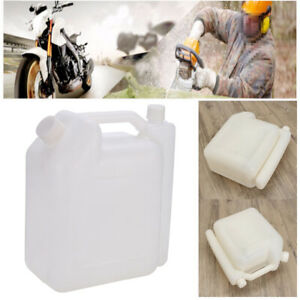 4L Oil Petrol Fuel Mixing Bottle Tanks Tool for 2-Stroke Trimmer Chainsaw 1:25 !