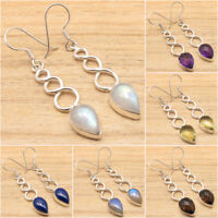 925 Silver Plated Earrings ! Made In India Discount Jewelry Wholesale