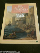 GREAT COMPOSERS #31 - BACH - ORCHESTRAL SUITES