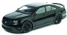 MEN IN BLACK 3 : 2012 FORD TAURUS SHO 1:24 SCALE LIMITED EDITION DIECAST MODEL