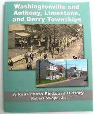 WASHINGTONVILLE AND ANTHONY, LIMESTONE, AND DERRY TOWNSHIPS, PA, NEW PHOTO BOOK