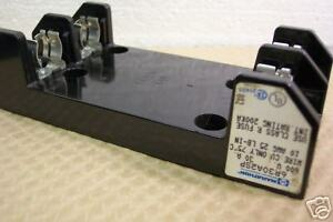 MARATHON 6R30A2SP 30AMP FUSE BLOCK 2 POLE 600V CLASS R FUSES NEW NO BOX