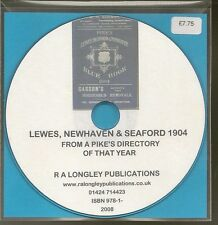 Lewes, Newhaven & Seaford 1904