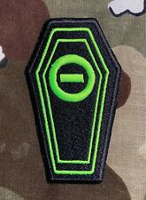 Type O Negative Coffin Embroidered Patch T020P Carnivore Bloody Kisses