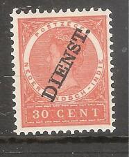 Nederlands Indië Dienst  Nummer  24  Postfris.