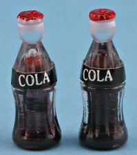 Dollhouse Miniatures 1:12 Scale Pop Bottles Iem #Im65025