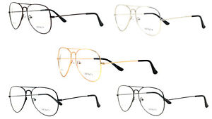 INFINITY AVIATOR LARGE Frames Antiglare Anti-Reflective UV400 Reading Glasses