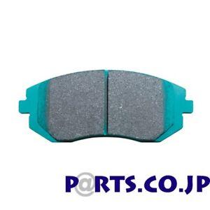 Project Mu HC + Brake Pad Front For Toyota ZRT272W Avensis Wagon F151-001