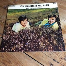 O'er Mountain And Glen  Anne and Laura Brand L.P.1965 Waverley Records