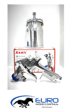 STAR SUCTION SPRAY GUN  & POT 2.0mm