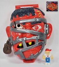 Mighty Max - Tangles with Lockjaw - Horror Heads 17