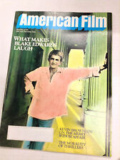 American Film Magazine Kevin Brownlow July/August 1981 040517nonr
