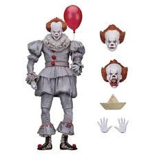 IT 2017 Stephen King's Horror Film Joker Pennywise Bill Halloween Action Figure