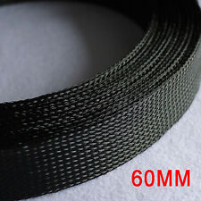 Solid/Mix Color 3MM-60MM TIGHT Braided PET Expandable Sleeving Cable Wire Sheath