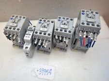 1 lot of Allen Bradley Contactors and Assorted (Inv.39954)